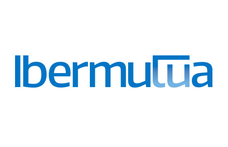 Logotipo de Ibermutua